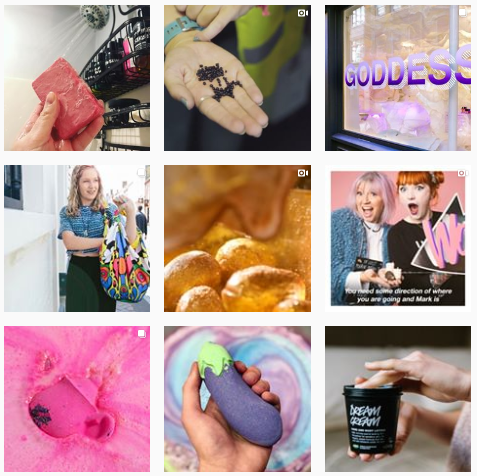 (@lush) • Фото и видео в Instagram